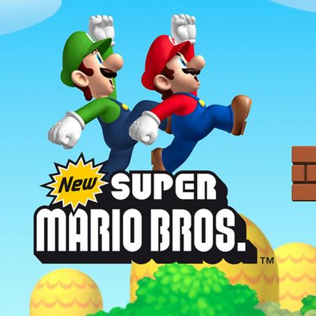 El fontanero más famoso del mundo: Super Mario Bros