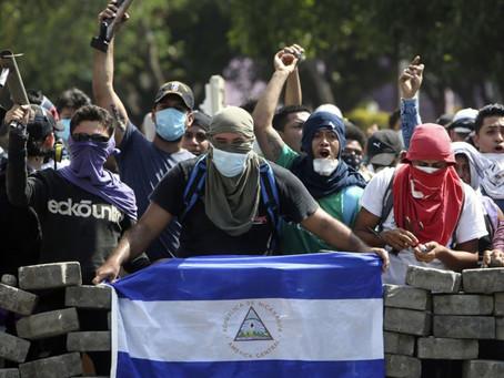 Protestas en Nicaragua, silencio en el Mundo