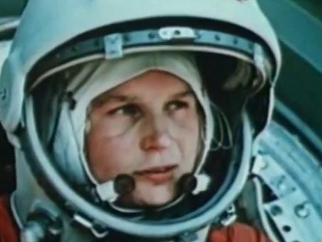 Una pionera en el espacio