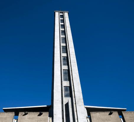 Milagro de Concreto en Montevideo