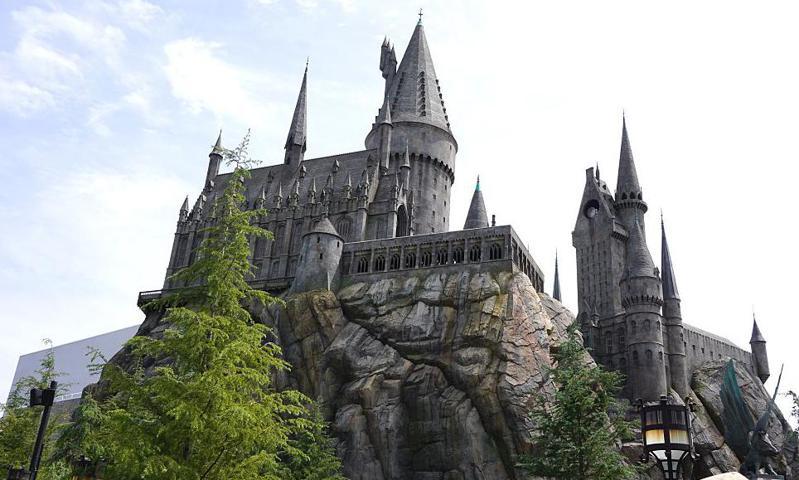 El castillo de Harry Potter nos ha hecho soñar a todos con un mundo de magia