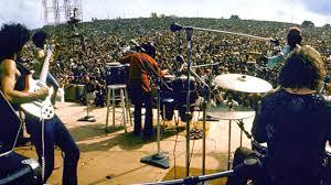 Woodstock fue sin duda un festival único en todos los sentidos