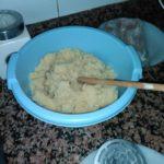 pasta de las croquetas