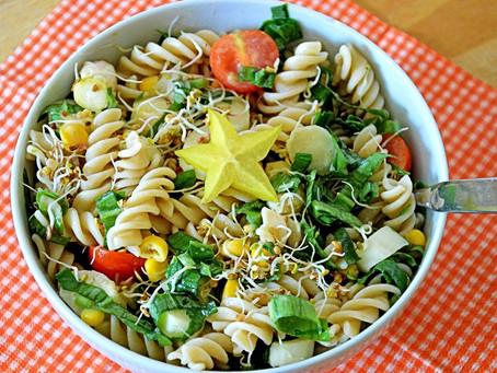 Ensalada de Pasta y Verduras