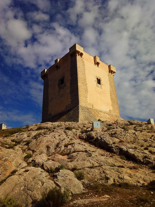 Torre, Castillo, Medieval, Histórica, Fortificación