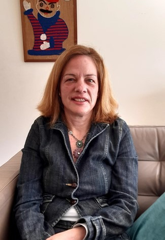 La sorpresa de Silvia Carús