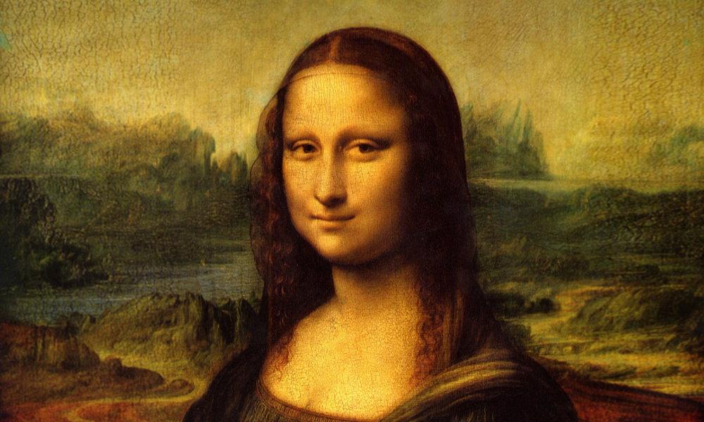La Mona Lisa, o la Gioconda, es uno de los cuadros más famosos de Leonardo da Vinci