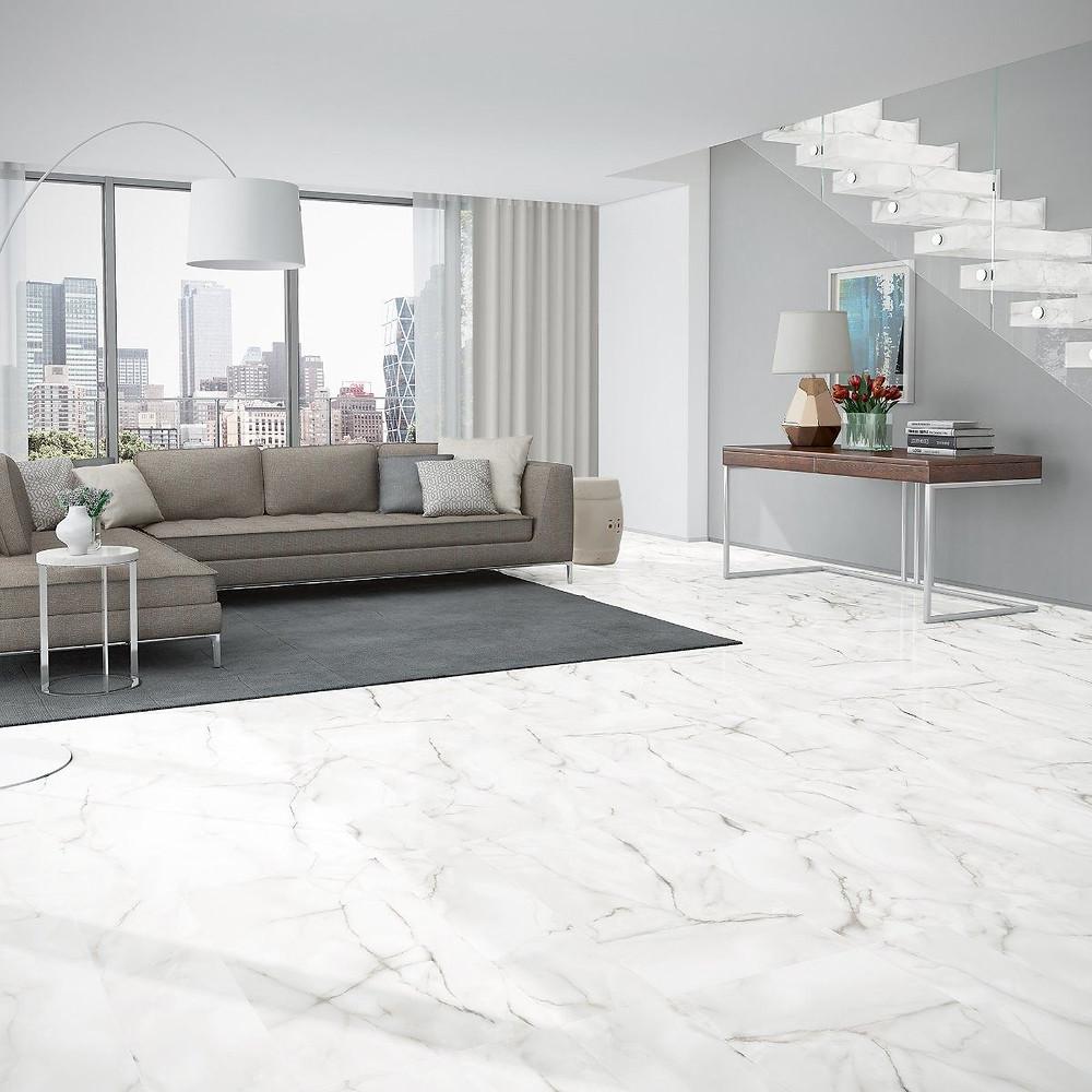Resultado de imagen para baldosas piso  grandes satinadas