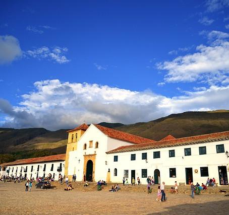 Villa de Leyva. Tesoro Turístico Colombiano