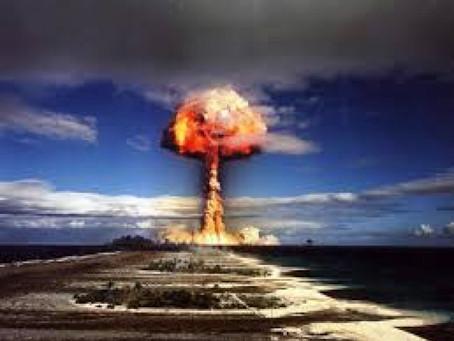 ¡Di no a las armas nucleares!