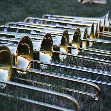El trombón y la orquesta