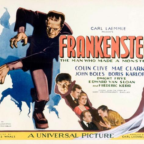Frankenstein en el cine