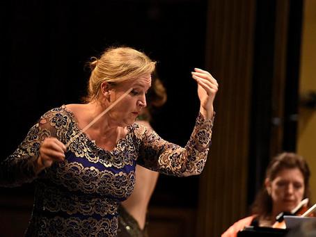 Boom de las mujeres directoras de orquesta