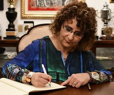 María Rosario Mondéjar Martín – La premonición de Safeyce