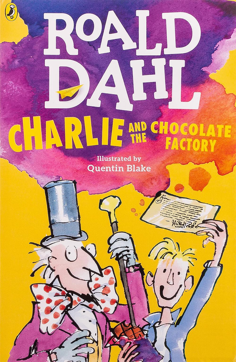 ¿Quién no disfrutó con las aventuras de Charlie y Willy Wonka?