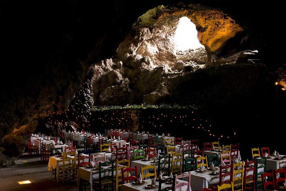 la gruta teotihuacan