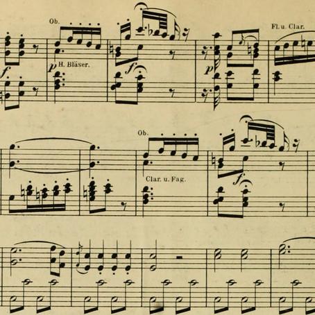 El Rapto en el Serrallo de Mozart. Parte 3 Preparación para Mozart