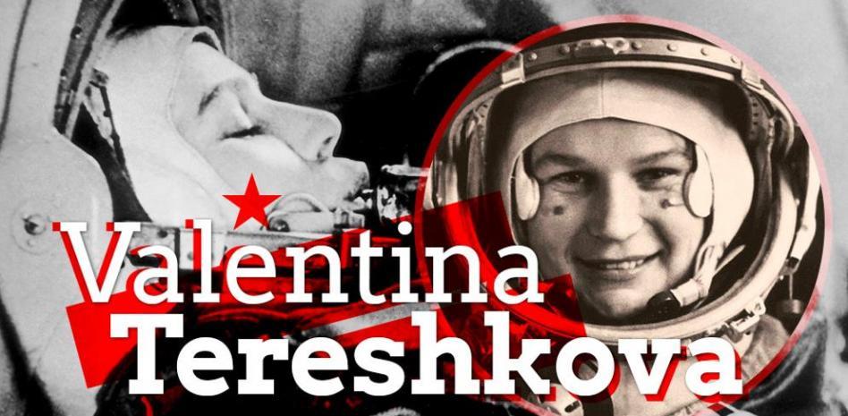 En una profesión gobernada por hombres, Valentina representa una esperanza para las mujeres que sueñan con el espacio
