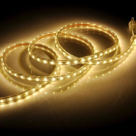 Ilumina tu casa con tiras LED