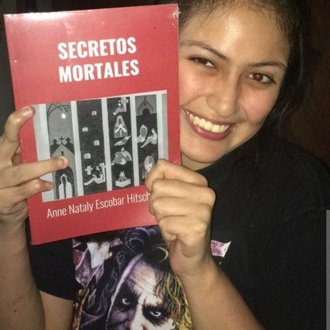 Secretos mortales – Anne Nataly Escobar Hitscherich