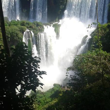 Visita al Parque Nacional Iguazú