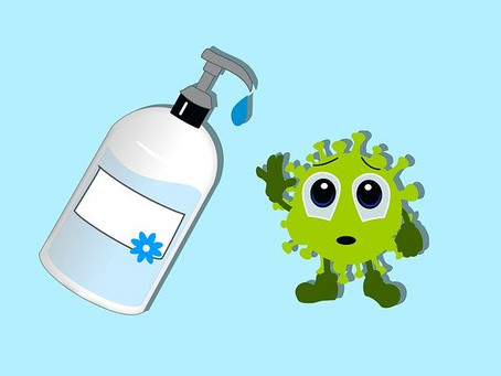 Aprende a preparar tu gel desinfectante