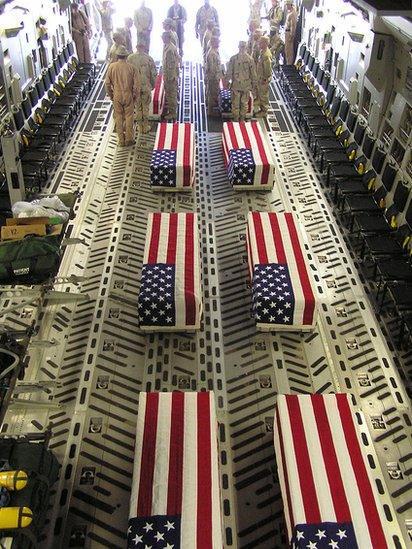 La guerra de Afganistán resultó en más de 3500 soldados muertos de las fuerzas aliadas