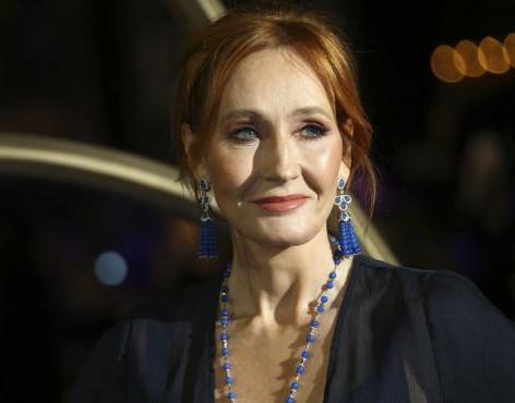La famosa escritora JK Rowling regresa a la literatura con una obra infantil: El cerdito de Navidad