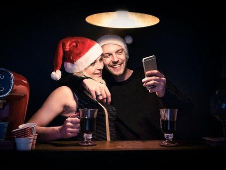Una navidad de cuento, o un cuento de Navidad, casi digna de Steven Spielberg.