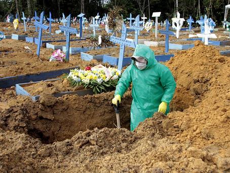 Miles de muertos al día