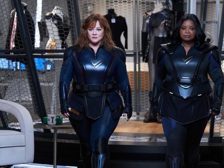 Octavia Spencer y Melissa McCarthy, las nuevas heroínas