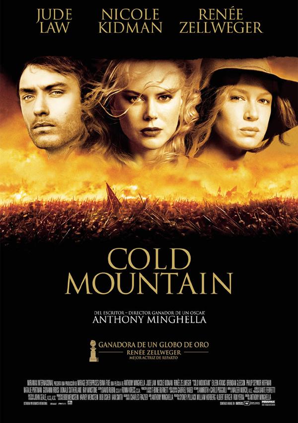 Cold Mountain narra el impacto que la guerra de Secesión tuvo en la sociedad