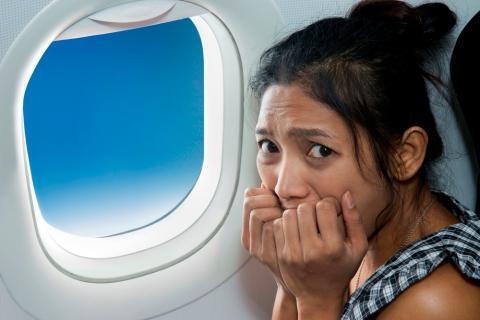 Muchas personas le tienen miedo a viajar... ¡Te contamos cómo evitarlo!