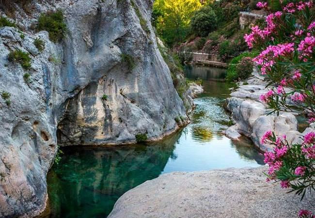 Resultado de imagen para Parc Natural de la Serra de Mariola