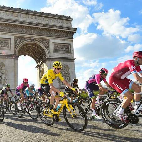 A pedal… Historias del Tour de France