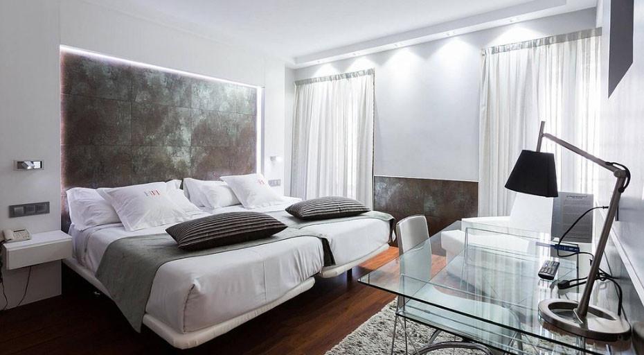 Hotel Francisco I turismo familiar en Madrid