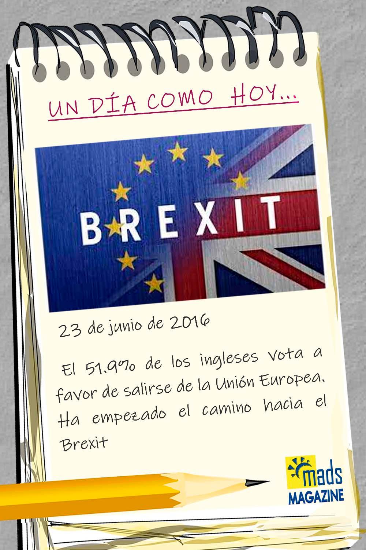 En un referéndum sin precedentes, el 51.9% de los ingleses votó a favor de la separación de la Unión Europea. El camino hacia el Brexit se hacía más real que nunca