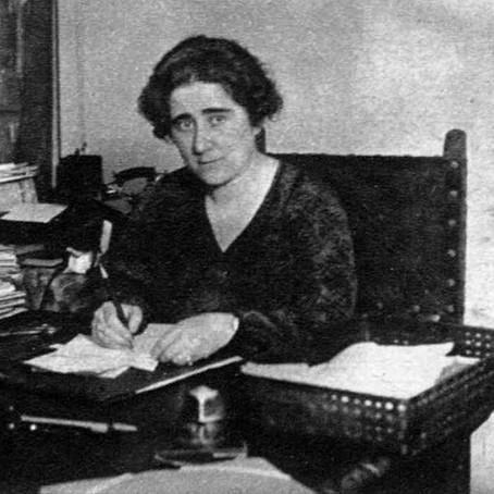 El aniversario de Clara Campoamor