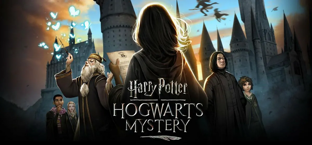 Harry Potter también ha llegado al mundo de los juegos