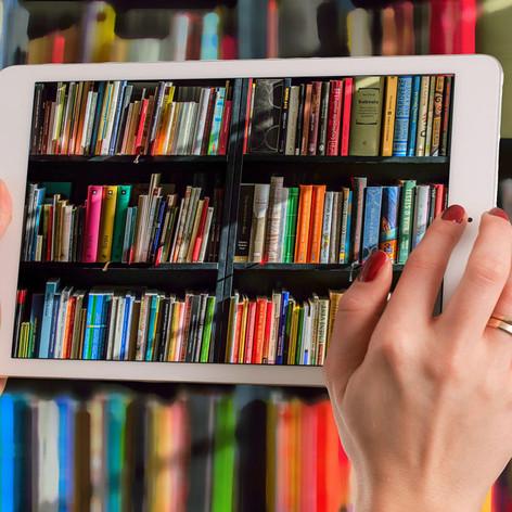 Leer libros en línea. Una buena opción.