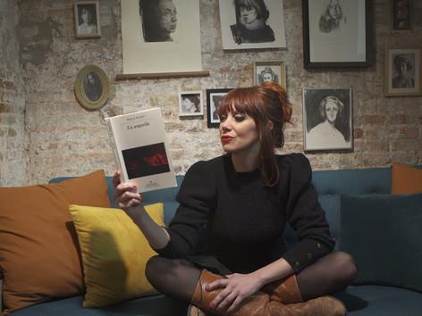 El libro de Paula Bonet: La anguila