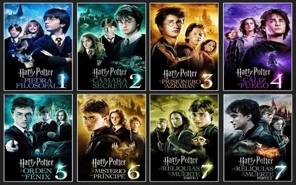 Descubre todos los libros de la saga de Harry Potter. ¿Cuál de ellos leíste?