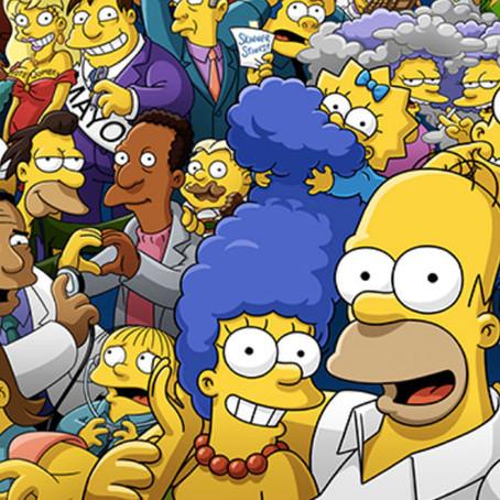 Los Simpson y la Cultura Pop