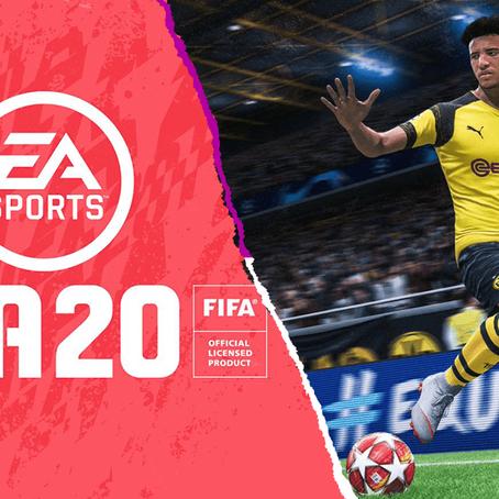 FIFA 2020. Gran Realismo para los que no pueden vivir sin Fútbol