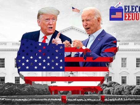 El asalto al capitolio en Estados Unidos