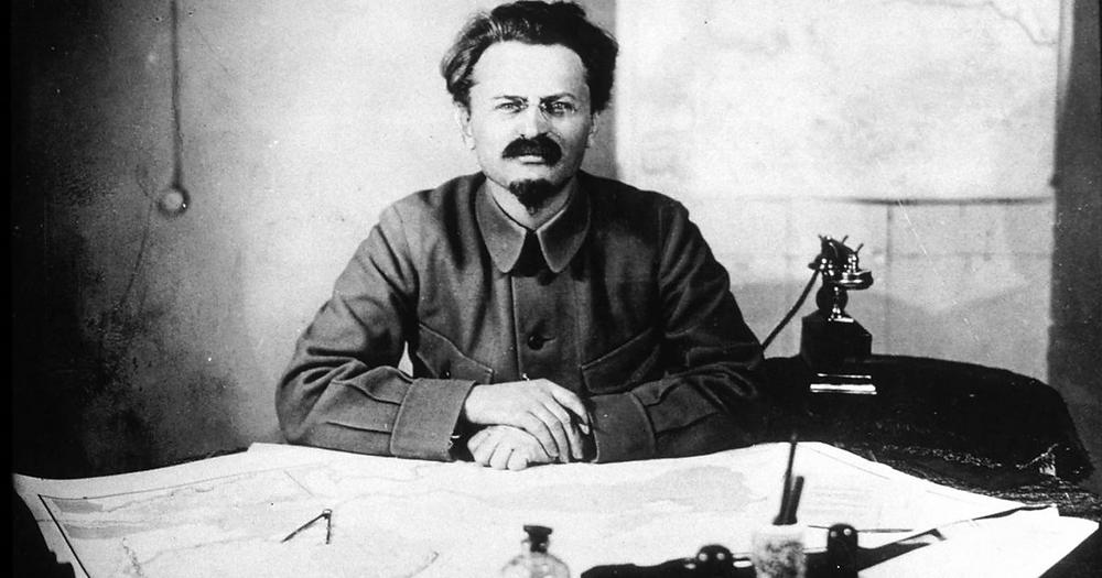 Trotski fue uno de los políticos más importantes de Rusia a principios del siglo XX
