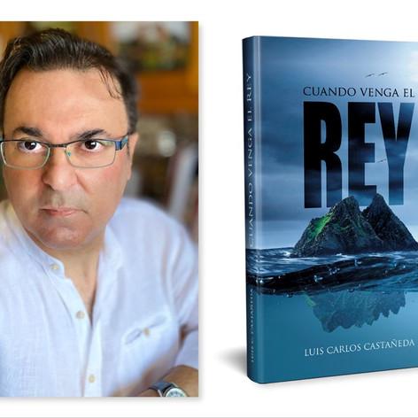 Luis Castañeda, ganador del premio literario Amazon
