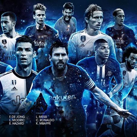 El desplante de Cristiano y el enojo de la FIFA