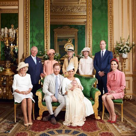 Kate Middleton y el Bautismo de Archie Windsor