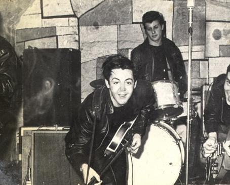 The Beatles tocan por última vez en el Cavern Club